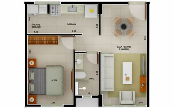 Condominio Royal Garden Bancarios apartamentos – Venda