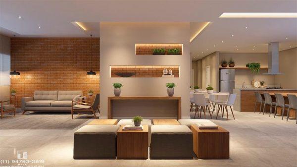 Apartamento Guarulhos Planta lançamento