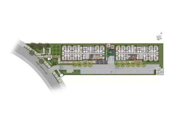 Plano Mooca construtora plano – Preço Planta Decorado