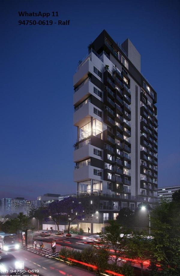 Lançamento Arvo Rebouças apartamentos Sequóia
