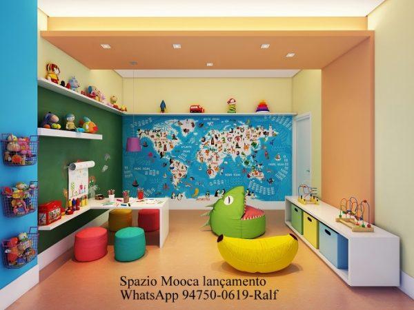 Spazio Móoca | Planta Entrega Endereço Construtora