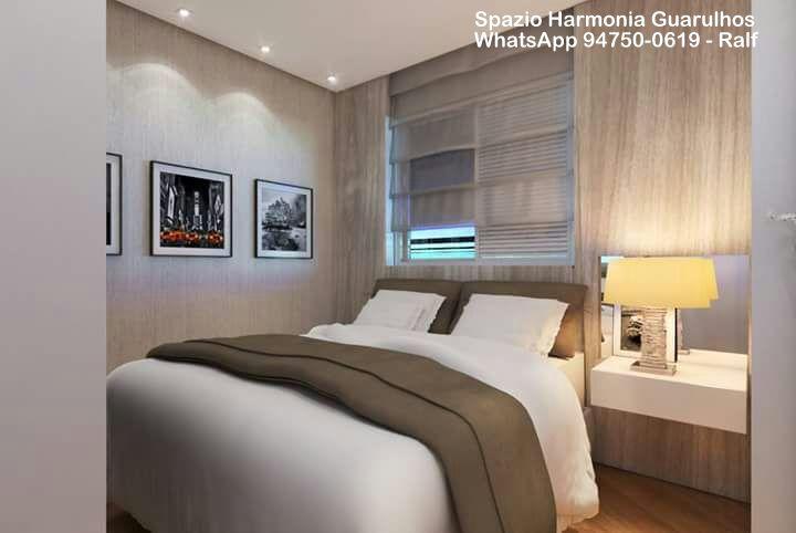 Spazio Harmonia Guarulhos apartamentos - WhatsApp 24h