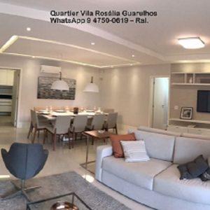 Quartier Vila Rosália | Condomínio de apartamento em Guarulhos