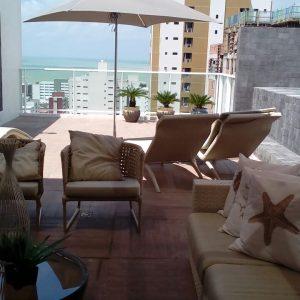 Majestic Tambaú condomínio – Cobertura Duplex