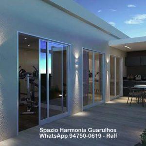 Spazio Harmonia Guarulhos – Endereço Entrega Construtora