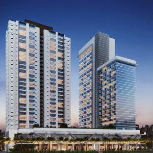 Helbor apartamento Avenida Tiradentes Guarulhos