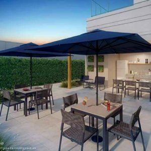 Splendor Brooklin Eztec | Apartamento alto padrão Zona Sul