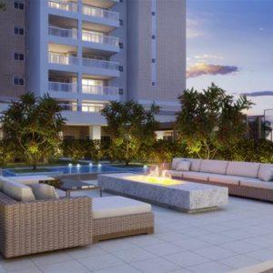 Residencial solare Luzes da Mooca – apartamento construtora cyrela