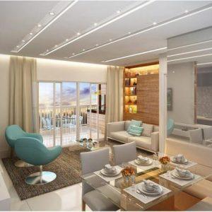 Paysage Mooca apartamento na planta 2 e 3 quartos