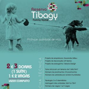 Lançamento Reserva Tibagy Guarulhos