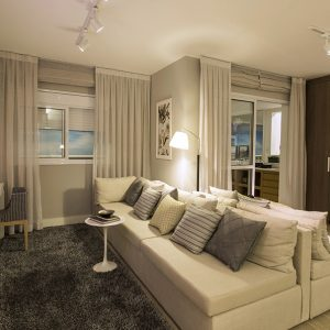 Class Guarulhos – Planta Apartamento Tibério Vila Augusta Decorado