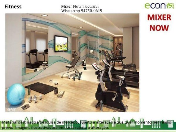 Mixer Now data entrega Tucuruvi – Preço Planta Econ