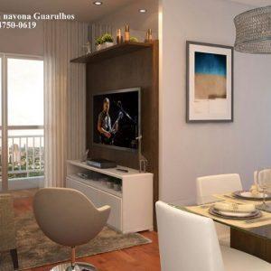 Piazza Navona Guarulhos apartamentos para venda – Construção