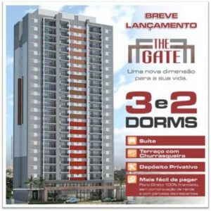 Apartamento the gate Guarulhos dona tecla