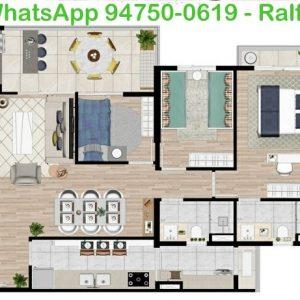Financiamento direto SP | Apartamento na planta guarulhos