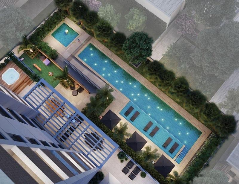 Le Jardin Ibirapuera apartamento