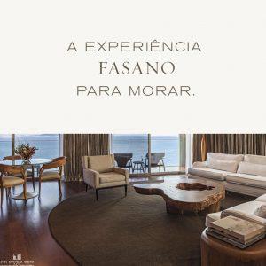Fasano Itaim even Hotel – Residência venda