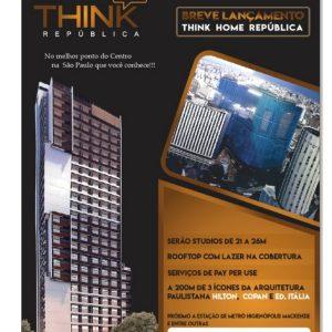 Think República Studios lançamento