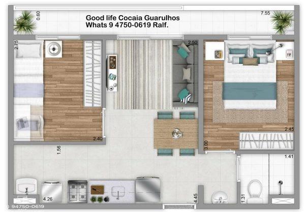 Apartamento Guarulhos Construção