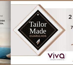Tailor Made Guarulhos – Preço Empreendimento valor entrega decorado