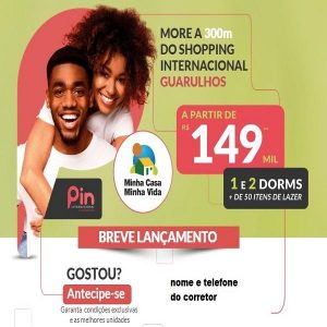 Pin Shopping Internacional Guarulhos preço planta