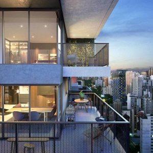 Pod Pinheiros Nortis apartamentos