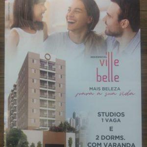 Residencial Ville Belle apartamento Guarulhos Preço Planta Decorado