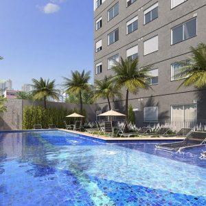 Vizoo Bras Planta construtora Ideale Apartamento