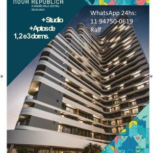 Setin Downtown Nova República Preço Construtora Planta Entrega Decorado