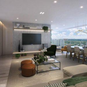 Sonare Alto Pinheiros Apartamento Preço Planta Decorado